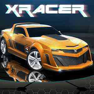 XRacer: The traffic Apk (Trafik Racer Tarzında Android Oyunu)