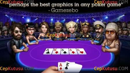 Fresh Deck Poker 1.15.3.25645 Son versiyon apk indir (Android Poker Oyunu)