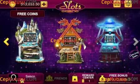 Slots Casino Party™ 2.7.0 Son versiyon apk indir (Android Casino Slot Makinası Oyunu)
