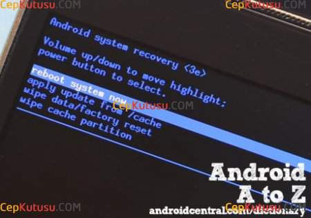 Android Recovery Nedir?