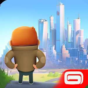 City Mania: Town Building Game Apk indir