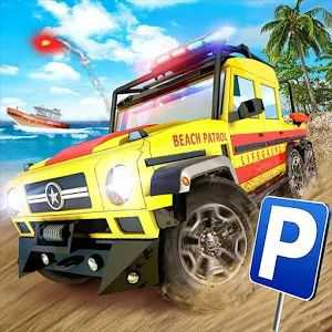Coast Guard: Beach Rescue Team full Apk indir
