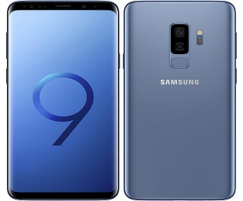 Galaxy S9 Plus zil sesi ve mesaj sesi indir