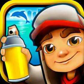 Subway Surfers Miami Florida Apk indir