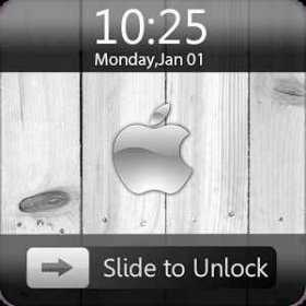 iPhone 5 lock screen (iPhone 5 Tarzında Kilit Ekranı)