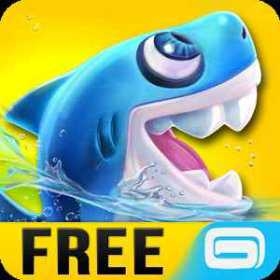 Shark Dash Free Android oyunu