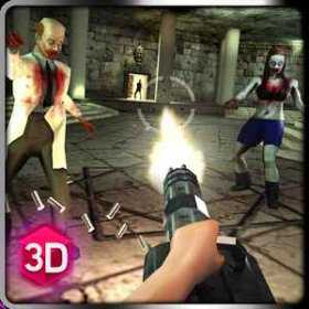 Trigger Zombie Waves Strike 3D
