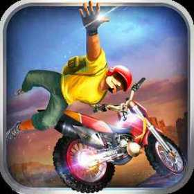 Motocross trial - Xtreme bike Apk indir