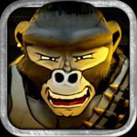 Battle Monkeys Multiplayer (Maymun Savaşı Oyunu)