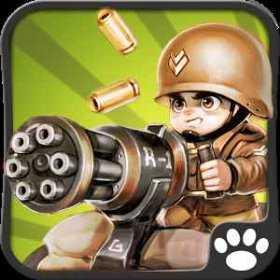 Little Commander - WWII TD Android Apk Oyunu